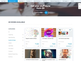 Microjob Engine - Freelance Gigs Marketplace Theme