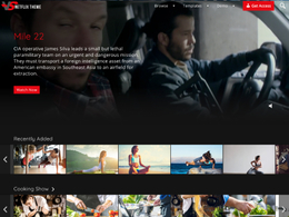 Netflix Theme - WP Video Subscriptions Wordpress Theme